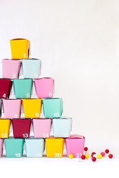 Dieses Jahr wird's einzigartig: Die schönsten DIY Adventskalender