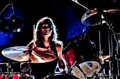 Leah Shapiro - Drummer of BRMC