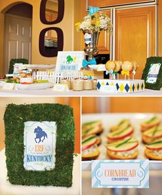 New Preppy Paddock Kentucky Derby Party Theme + Canon Rebel T3 Camera Package Giveaway!!