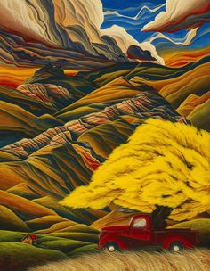 William Haskell ~ Rancho Catalina