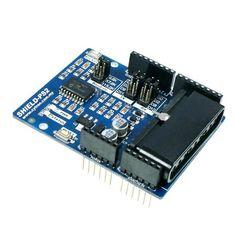 Cytron PS2 Shield is an Arduino compatible shield which is compatible with Arduino UNO, Arduino Duemilanove, Arduino Mega, Arduino Leonardo and possibly...