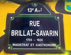 rue Brillat-Savarin - Paris 13e