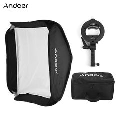 Best Andoer Photo Studio Multifunctional 60 * 60cm Folding Softbox Sale Online Shopping