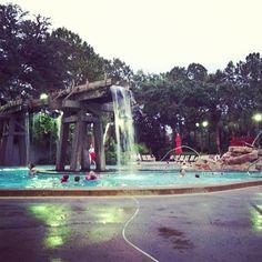 Disney Port Orleans - Riverside pool