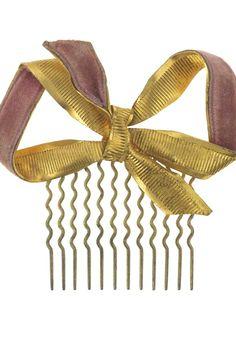 Edwardian Hair Comb