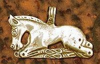 Scythian horse pendant
