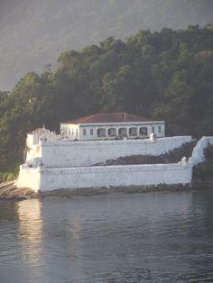 Forte da Barra  Santos - SP - Brazil