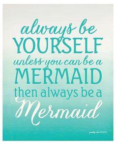 We wanna be #mermaids! This print from @prettychicsf is too cute!  // #LulaKateFaves #mermaiddreams #toocutetoboot #preppygirls #mermaidlove #cuteprints