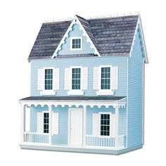 Finished Vermont Farmhouse, Jr. by Real Good Toys Already own this one.....