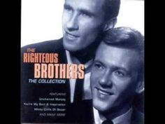 "Today 2-6 in 1965: The Righteous Brothers' ""You've Lost that Lovin' Feeling"" hits #1 R&B -- the song only released in Dec of 1964 -- it would become the most played of all records on the radio and TV in the 20th century."
