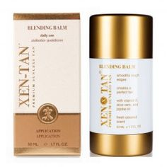 Genius!!  Blending Balm for the rough, dry areas before or after you self tan!