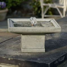 This specific garden water feature is the perfect addition in any space.   Please visit us at https://www.waterfeaturesupply.com/waterwalls/outdoor-water-fountains.html to get even more information regarding this fountain.