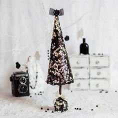 Christmas tree Handmade/textile designer от TanyaLimaHandmade