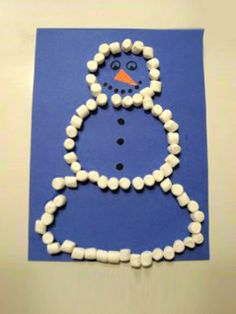 So many easy holiday craft ideas to make with your kids at ivillage. I'll have to file these away for next year.
