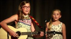 """This is the performance on the show """"Nashville"""" that got me loving this duo — Lennon and Maisy Stella singing """"Telescope"""" (1.5 min)"""
