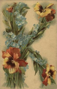 Blumen - K