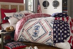 American Freshman - Cooper Bedding