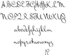Bluelmin Ralph  #fonts  #calligraphy  #typography  #webdesign