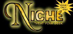 Niche Magazine Blog: Niche Issue One Release!