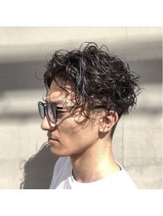 Curly Hair Men, Curly Hair Styles, Men Perm, Korean Men Hairstyle, Comb Over, Permed Hairstyles, Long Hair Cuts, Haircuts For Men, Hair Designs