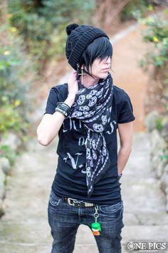 Sarcanide Stan Marsh goth (Raven) Cosplay Photo - WorldCosplay