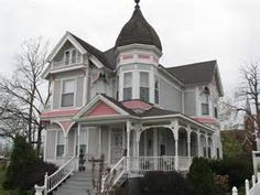 The Beautiful of Victorian House Architectural Design