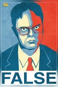 Mom Jokes Discover Get Motivation False Dwight Schrute The Office Poster Print x 18 inch Rolled) Office Wallpaper, Cover Wallpaper, The Office Show, Office Fan, Dwight Schrute, Office Memes, Mom Jokes, Dunder Mifflin, Parks N Rec