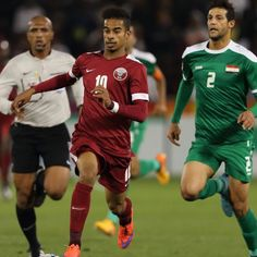 Akram Afif chases 2 dreams: #LaLiga title & #WorldCup2018 qualification for #Qatar.