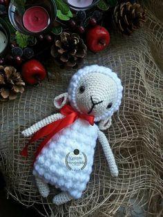 Cute sheep  Orginal pattern fom Littles Owlet #amigurumi #crochet #crochettoys #maskotki #zabwki #szydełko #szydełkowanie #rękodzieło #diy #handmade #yarn #häkeln #ganchillo #Вязаниекрючком #wool #dziergam #amigurumilove #amigurumilicious #sheep #owieczka #owca #hobby #myhobby #iloveit #robótki #szydełkiem