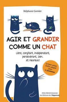 Un petit manuel de développement personnel pour donner des pistes aux enfants pour devenir heureux comme un chat :-) Dès 8 ans
