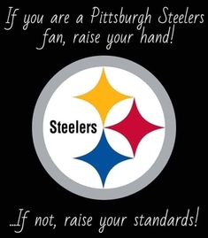 Pittsburgh Steelers Wallpaper, Pittsburgh Steelers Jerseys, Nfl Football, Pitsburgh Steelers, Here We Go Steelers, Jack Lambert, Raise Your Standards, Steeler Nation, Letting Go