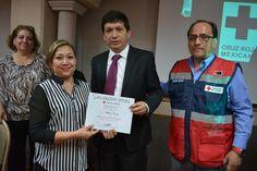 Reconocen a primaria por lograr la más alta recaudación para la colecta 2015 de la Cruz Roja   El Puntero