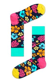 Happy Socks Hawaii Sock | 21 MEN - 2000131830