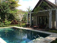 The Samaya Hotel Ubud - Bali. Private villa and just sublime! October 2014, Ubud, Bali, Villa, Tours, Spaces, Outdoor Decor, Design, Home Decor