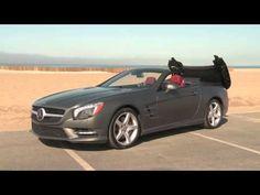 New 2014 Mercedes-Benz SL-Class Retractable Hardtop Opening and Closing - SL65 AMG - SL S class 2015