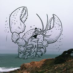 Lobster by Ryan Putnam