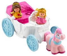 Fisher-Price Little People Multi Princess Coach Fisher-Price http://www.amazon.com/dp/B00IWOI878/ref=cm_sw_r_pi_dp_pk.-tb02SHMEZ