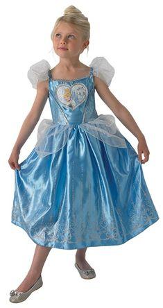 Cinderella BALLERINA VESTITO DISNEY ORIGINALE bambini Costume