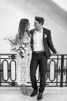 Ten City Hall Wedding Tips - Melanie Duerkopp Photography Courthouse Wedding Photos, Wedding Pics, Dream Wedding, Perfect Wedding, Wedding Events, Wedding Ceremony, Wedding Gowns, Civil Wedding, Before Wedding