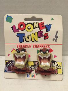 (TAS012762) - 1995 Looney Tunes Sneaker Snappers - Tazmanian Devil