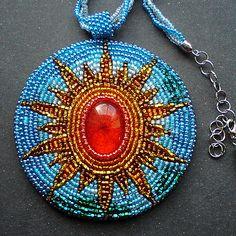 náhrdelník Mandala   Fler.cz