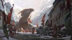 Parade by Sung Choi