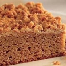 Peanut Butter Coffee Cake  I made this today and it is really nice and easy!