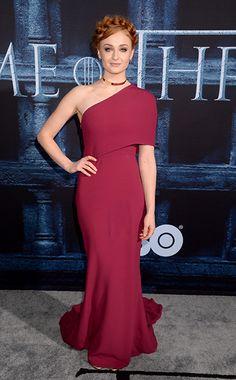 Sophie Turner - L.A. Premiere of Season 6  Game of Thrones! 4/10/16