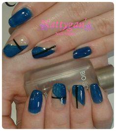 We do Bio Sculpture gel and Evo gel overylays. Bio Sculpture Gel, Blue Nails, Duke, Nail Polish, Nail Art, Beauty, Nail Polishes, Polish, Nail Arts