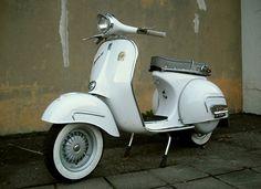 VESPA 160GS MK-1【1962】