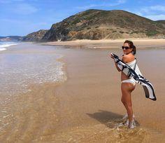 "1,236 Gostos, 19 Comentários - Me, Penelope 🌍 (@me.penelope) no Instagram: ""Sunday vibes . #beach #ocean #atlanticocean #travelblog #travel #wanderlust #portugal #alentejo…"""