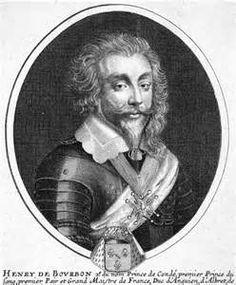 prince conde of navarre