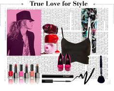 """True Love for Style"" by trueloveforstyle ❤ liked on Polyvore"