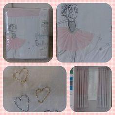 """Next Amelia Ballerina Pencil Pleat Blackout Curtains 117cm (46"""") x 137cm(54"""")"""